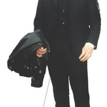 THE BEATLES JOHN LENNON LIFESIZE CARDBOARD STANDUP STANDEE CUTOUT POSTER FIGURE