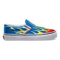 Vans Kids Flame Slip-On (skydiver)