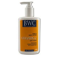 Beauty Without Cruelty Hand and Body Lotion Vitamin C Organic (8.5 fl Oz)