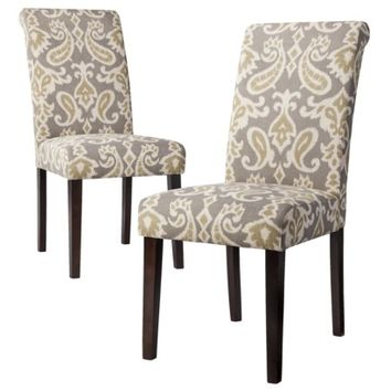 Avington Dining Chair Ikat - Set of 2