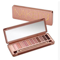 Newest Convenient Nk3 Urban Decay Naked Eyeshadow Palett Womens Makeup Tools