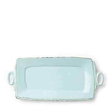 Vietri Handled Rectangular Platter