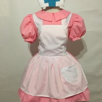 Nurse Joy Costume