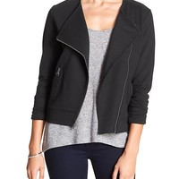 Banana Republic Womens Factory Soft Moto Jacket