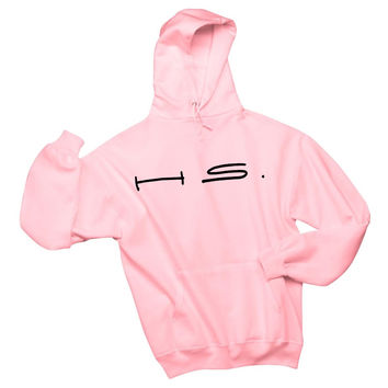 "Harry Styles ""H.S."" Unisex Adult Hoodie Sweatshirt"