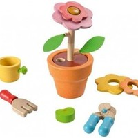 Plan Toys Flower Set - Toys 111113 : lilylimes