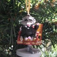 Licensed cool Disney Zootopia Movie MR. BIG MOLE Custom Christmas Holiday Ornament PVC NEW