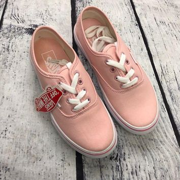 Vans Atwood Pink Canvas Sneaker
