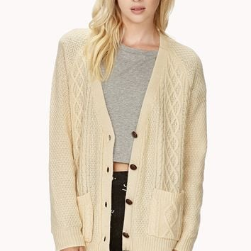 Must-Have Boyfriend Cardigan