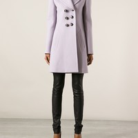 EMILIO PUCCI double breasted overcoat