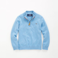 Boys Harbor Point 1/4-Zip Sweater