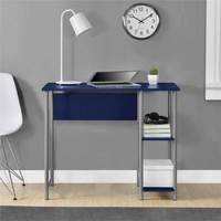 Mainstays Basic Metal Student Desk, Multiple Colors - Walmart.com