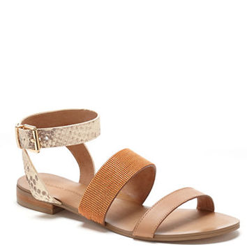 Arturo Chiang Wendy Leather Sandals