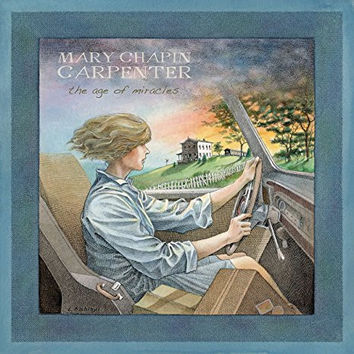 Mary Chapin Carpenter : The Age of Miracles CD