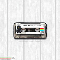Mixtape , Two Variations, Custom Phone Case for Galaxy S4, S5, S6