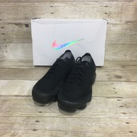 Nike Air Vapormax Flyknit (Triple Black) - 849558007