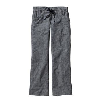Patagonia Women's Island Hemp Pants - Short