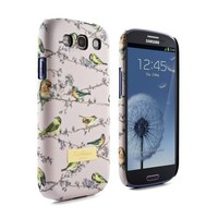 Proporta 07430 Ted Baker Hollon Birdie for Samsung Galaxy S3 Case - 1 Pack - Retail Packaging - Pink