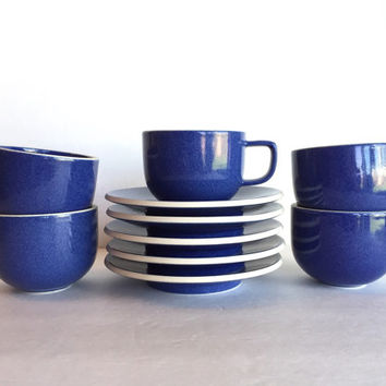 Massimo Vignelli Sasaki Colorstone in Sapphire Cup And Saucer  sc 1 st  Wanelo & Best Sasaki Products on Wanelo