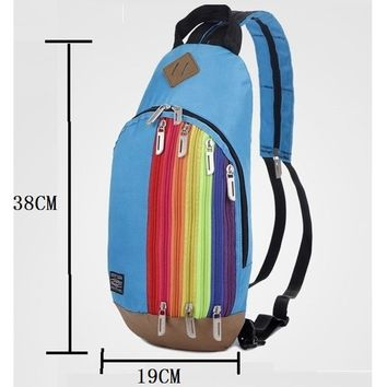Small Rainbow Backpack
