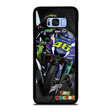 MOTO GP ROSSI THE DOCTOR STYLE Samsung Galaxy S8 Plus Case