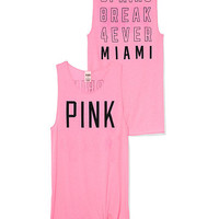 Spring Break Coverup - PINK - Victoria's Secret