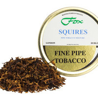 J.J. Fox Squires Mixture Pipe Tobacco Tin - 50g