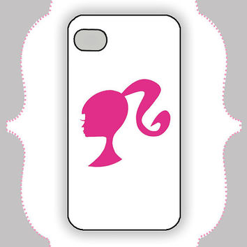 iPhone Case- Retro Barbie- iPhone 4 Case, iPhone 4s Case, iPhone 5 Case, Monogram Case, Personalized iPhone Case