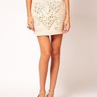 Alice McCall The Exception Skirt at asos.com