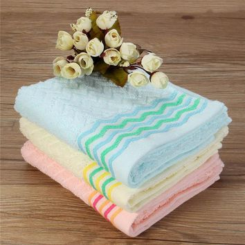 32x71cm 100% Cotton Jacquard Cotton Terry Hand Towels,Solid Decorative Elegant Embroidered Bathroom Hand Towels,Face Hand Towels