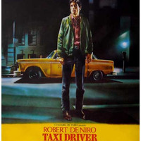 Taxi Driver Movie Poster 11x17