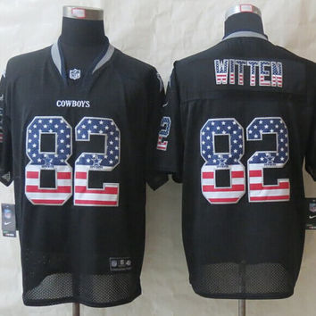USA Football Jersey Shirt Jason Witten Dallas Cowboys 82