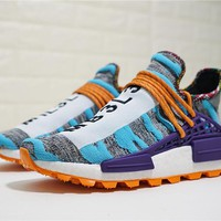 Pharrell Williams x Adidas Afro HU NMD Solar Pack BB9528 Size 36-45