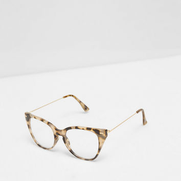 CAT'S EYE GLASSES DETAILS