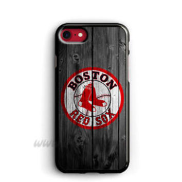 Boston Red Sox Wood iphone 8 Plus Cases Samsung Cases Red Sox iphone X Cases