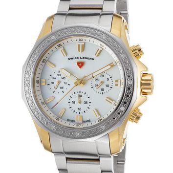 Swiss Legend Islander Ladies Watch 16201SM-SG-22