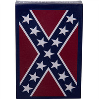 Rebel Flag Playing Cards