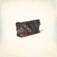 Patterned Pencil Pouch