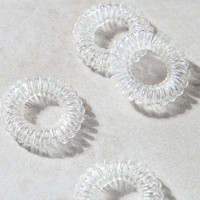 LA Hearts Coil Hair Ties at PacSun.com