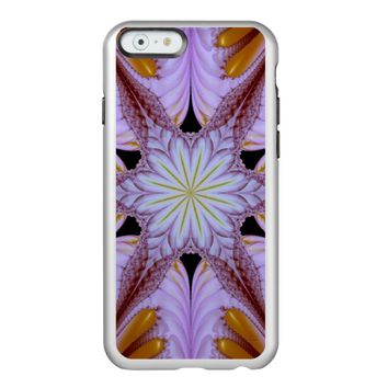 elegant abstract flower incipio feather® shine iPhone 6 case