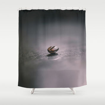 One small thing, so much love Shower Curtain by HappyMelvin