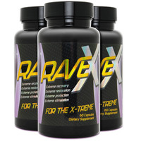Rave X Dietary Supplement (BUY 1, GET 1 FREE)