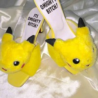 SWEET LORD O'MIGHTY! PIKABABY HEELS