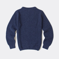 Shaker Ragg Sweater