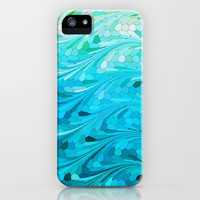 Azure iPhone Case by Lisa Argyropoulos | Society6