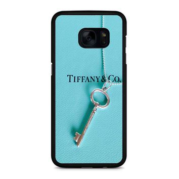 Tiffany Co Key Samsung Galaxy S7 Edge Case