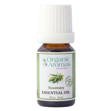 Rosemary Essential Oil 100% Pure Organic