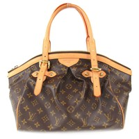 LOUIS VUITTON Monogram Tivoli GM Handbag M40144
