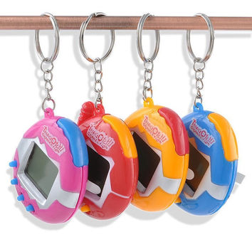 Fashion 4 Colors NEW 90S Nostalgic 49 Pets in One Funny Virtual Cyber Pet Toy Retro Game