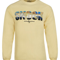 Men's Alpha Snook L/S UV Fishing T-Shirt